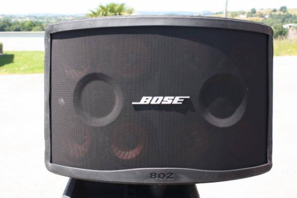 BOSE 802 III PANARAY