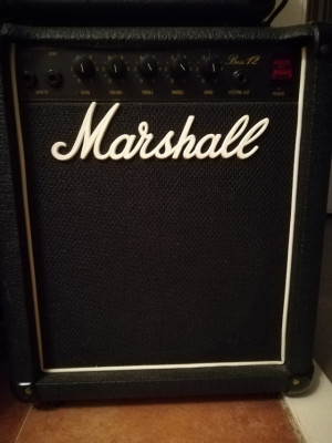 Marshall bass 12 impoluto