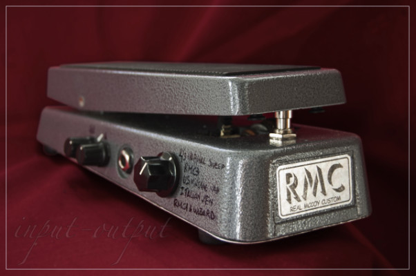 Wah Real McCoy Custom-2