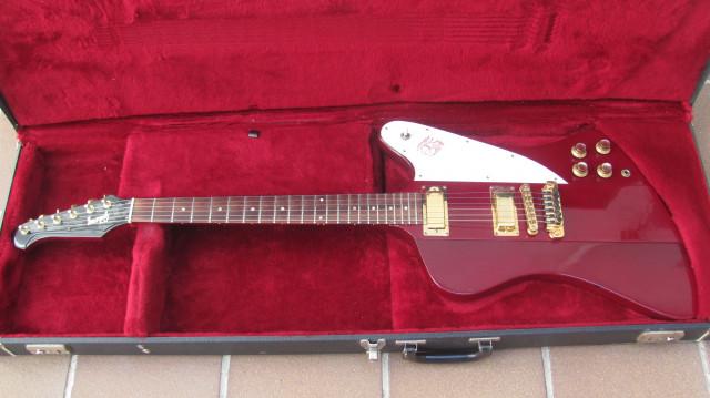 1982 Gibson Firebird original cherry