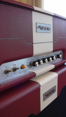 Marshall Astoria custom half stack como nuevo