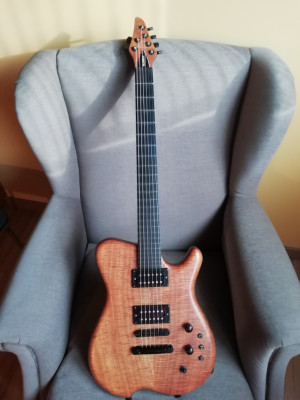 Guitarra Carvin H2 Allan Holdsworth signature. Custom shop.