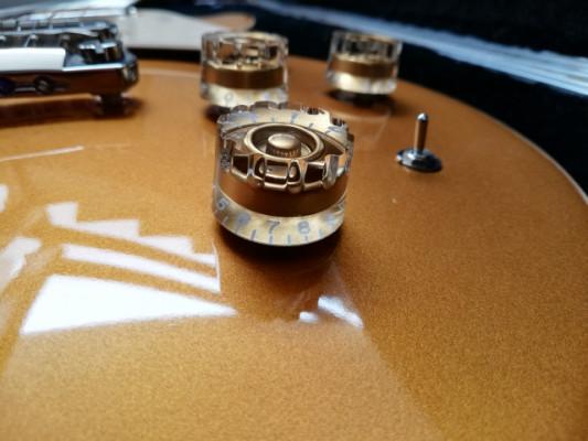 Knob Gibson Gold Supreme Grip Speed