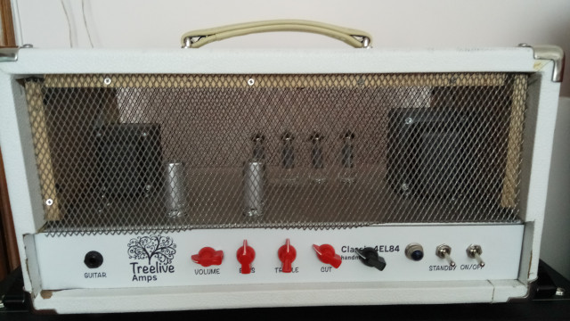 Amplificador Clon de Vox Ac30