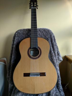 Guitarra clásica Cordoba C7