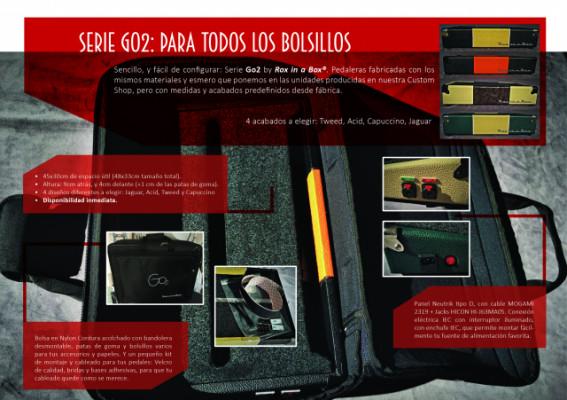 Serie Go2 de Rox in a Box (45x30) ahora customizable ...