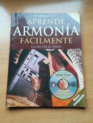 Aprende armonía fácilmente - Víctor M. Barba