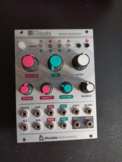 sintetizador texturas granular   clouds