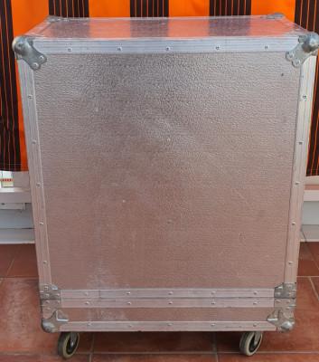 Flight case para amplificador