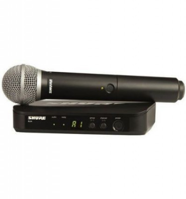 Microfono inhalambrico Shure
