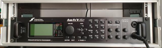Vendo Axe FX II XL+ y FCB1010 con Chip UNO