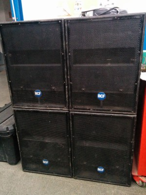 Equipo RCF 4-PRO 7000w