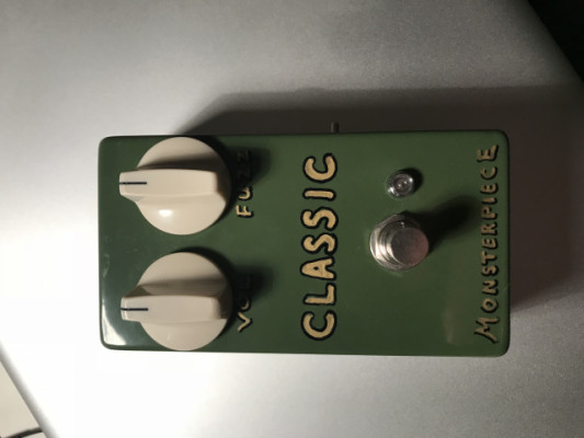 Monsterpiece Germanium Classic Fuzz