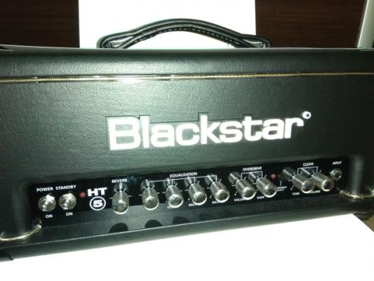 Amplificador Cabezal Blackstar HT5 R  nuevo
