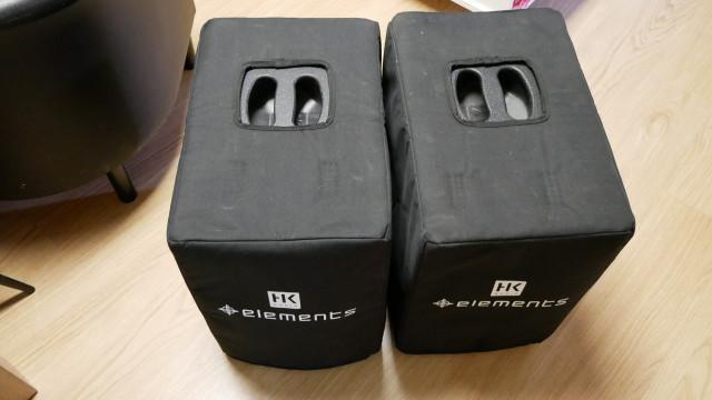 HK Audio elements easy base single x2