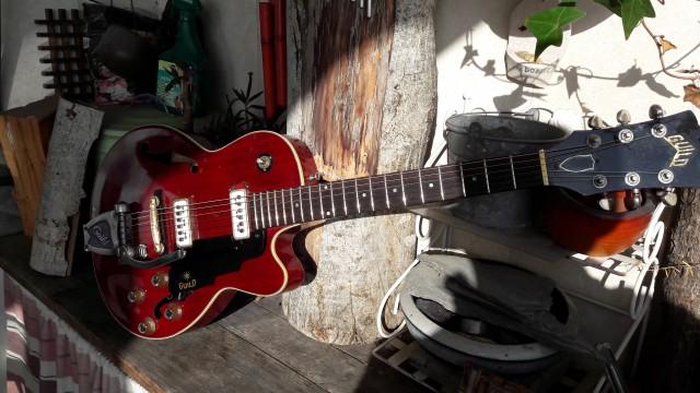 Guild M-65 vintage de 1966!!!