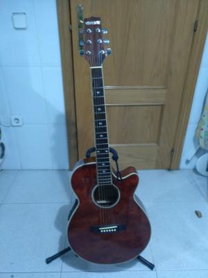 Guitarra electroacústica VERACRUZ