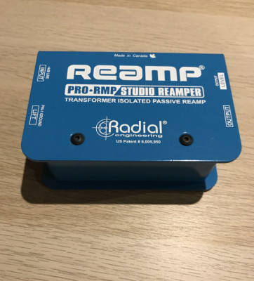 Radial Pro Reamp