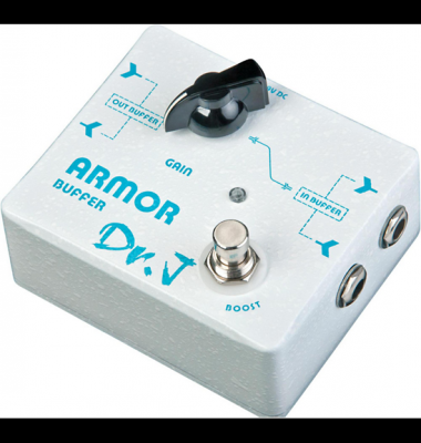 ULTIMA REBAJA Dr.J Armour Double Buffer with boost