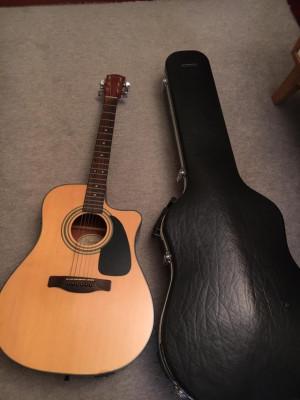 Fender CD60CE Electroacustica