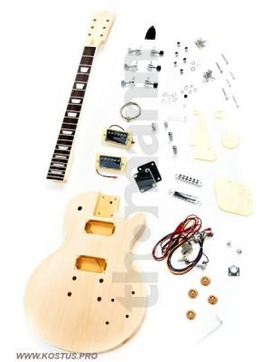 Harley Benton LP Kit