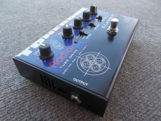 Distorsion Valvulas Radial Tonebone Classic