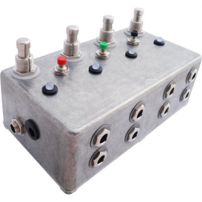 o cambio Looper/Switch 4 canales PROGRAMABLE Puzzlesounds