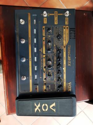 Pedal Vox Tonelab EX