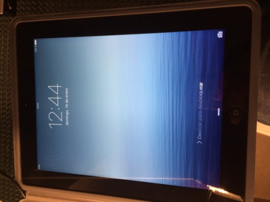 Apple iPad wifi 16gb retina 3ªGe