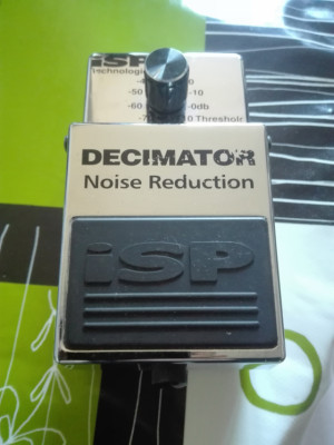 Pedal puerta de ruido decimator