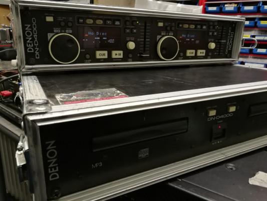 REPRODUCTOR DOBLE CD/MP3 DENON DND4000