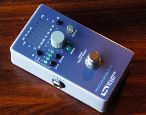 Ecualizador Programable Source Audio