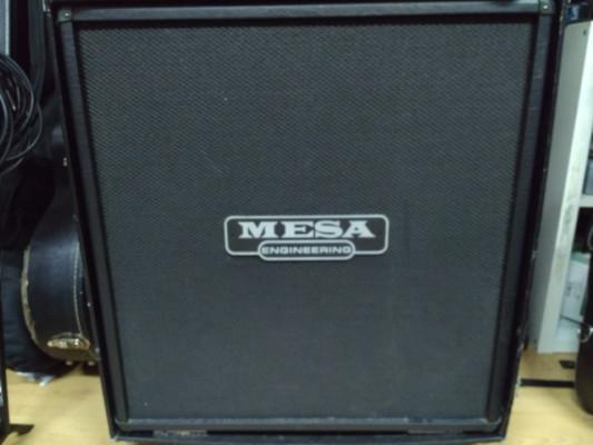 Pantalla Mesa Boogie 4x12 recta