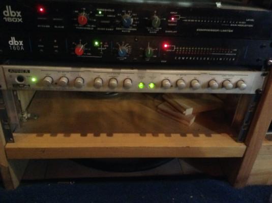Aphex 204 excitador de armonicos