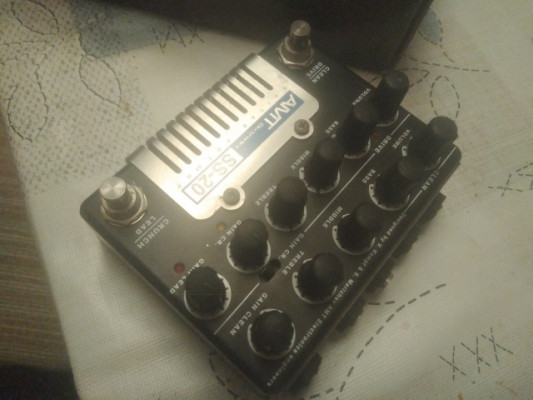 Pedal AMT SS-20