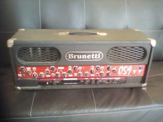 Brunetti 059 primera edición (número 005 de su producción)