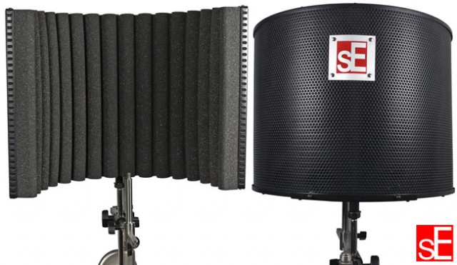 SE ELECTRONICS PROJECT STUDIO REFLEXION FILTER