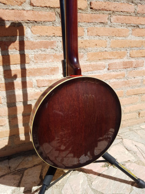Banjo americano 5 cuerdas Samick artist series edition
