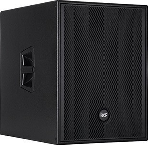 subwoofer activo 1000w rms rcf rcf 18 modelo 4 pro 8003as