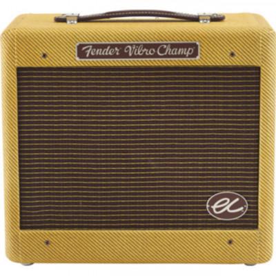Fender Vibro Champ Eric Clapton custom shop. Editado