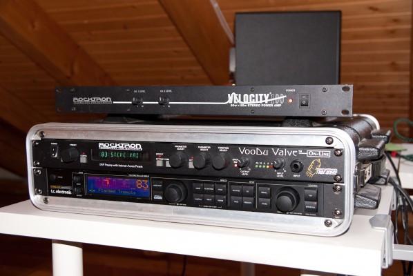 Vendo Rocktron Voodu Valve On line