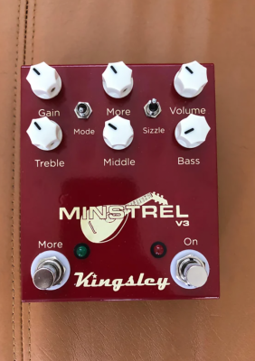 Venta o Cambio---Kingsley Minstrel V3