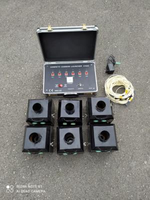 Controlador de disparo de 6 canales