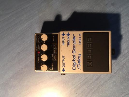 BOSS DSD-2 DELAY JAPÓN 1985