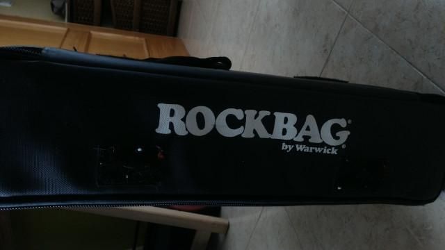 flightcase rockbag de 2u