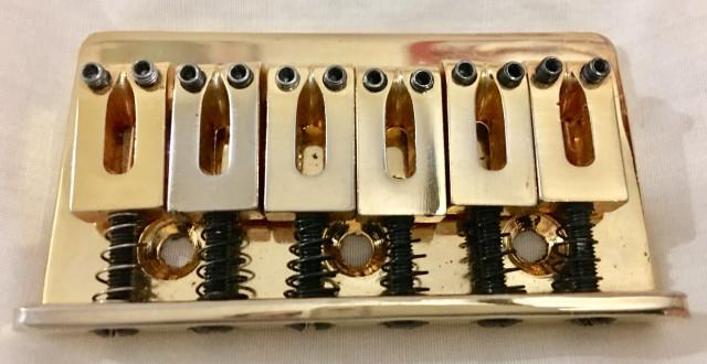 RESERVADO Puente Hardtail Wilkinson BN-015 String-Thru