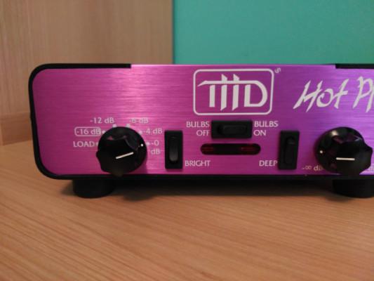 Atenuador THD Hot Plate