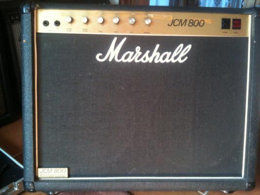 Marshall JCM 800 100w 2 x12 combo (2203)