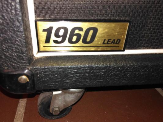 OFERTA!! VENDO PANTALLA MARSHALL 1960 LEAD 300W
