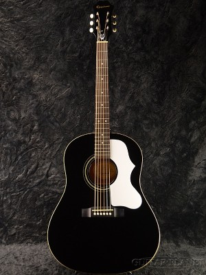 CAMBIO Epiphone 1963 EJ-45 Ebony Limited + Funda por Stratocaster